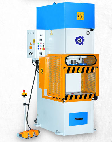 Hydraulic presses and tools from ATM - The Power of industries!