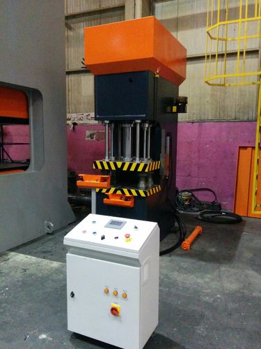 Single Column Press 100t